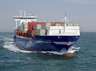 elan - container - schip - management