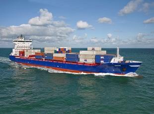 empire - container - schip - management