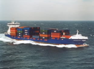 encounter - container - schip - management