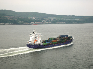 endeavor- container - schip - management