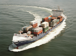 endurance- container - schip - management