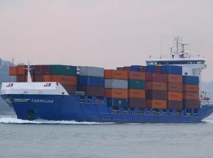 energizer - container - schip - management