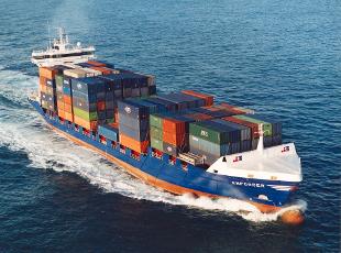 enforcer - container - schip - management