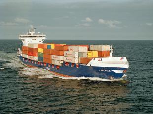 ensemble - container - schip - management