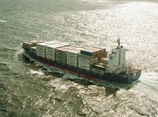 evolution - container - schip - management