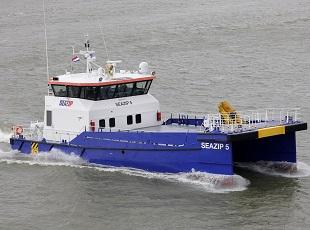 seazip5 - offshore - service - schip