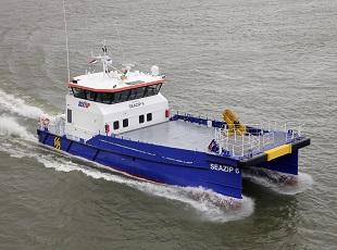 seazip6 - offshore - service - schip