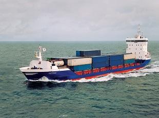 bermuda - islander - container- feeder