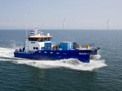 seazip1 - wind - farm - crew - transfer