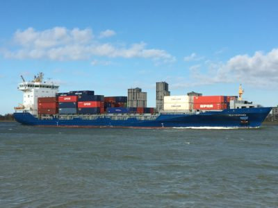 commercial - management - containership