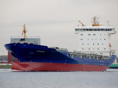 expansa - container - vessel - jrshipping - shortsea - solutions