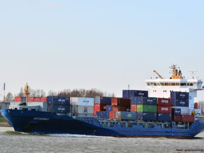 externo - container - vessel - jrshipping - shortsea - solutions