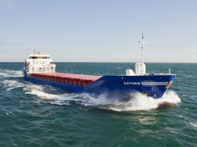 Multipurpose - vessel - MV - Estime - JR Shipping